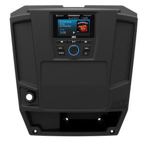 Mtx Two Speaker Polaris Ranger Audio System