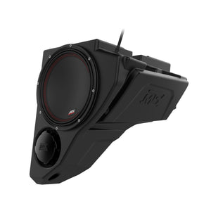 Five Speaker Audio System With Subwoofer For 2014+ RZR With RideCommand  MTX