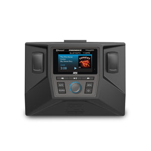 Five Speaker Audio System With Subwoofer for 2014+ RZR  MTX