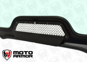 Full Glass Windshield For RZR PRO XP Moto Armor