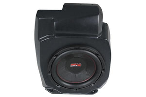 "Polaris RZR Pro XP Under Dash 10"" Subwoofer Enclosure With SSV Subwoofer SSV Works"