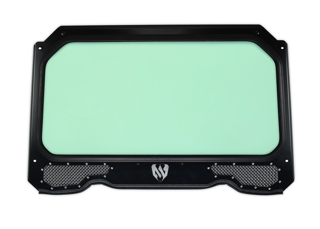 Full Glass Windshield With Vents For XP900, XP1000, XPT 2014-2018