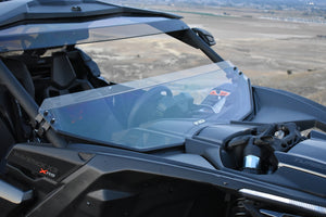 Tinted Polycarbonate Visor For Can Am X3 Moto Armor