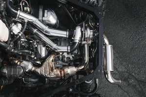 Can-Am Defender Turbo System