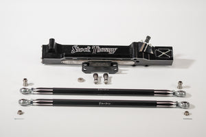 "Can Am X3 RC 72"" Wide Billet Steering Rack Shock Therapy"