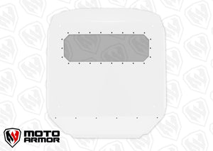 Fast Back Aluminum Roof With Sunroof - 2 Seat RZR XP 1000/XPT | Moto Armor
