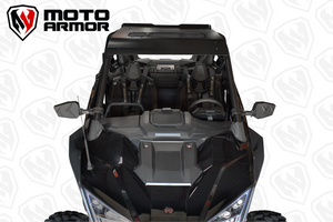 Fast Back Aluminum Roof With Sunroof For PRO XP Moto Armor