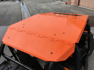 Fast Back Aluminum Roof With Sunroof - 4 Seat RZR 900, 1000, XPT | Moto Armor
