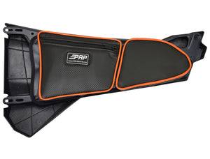 Prp Stock Door Bag With Knee Pad For Polaris Rzr
