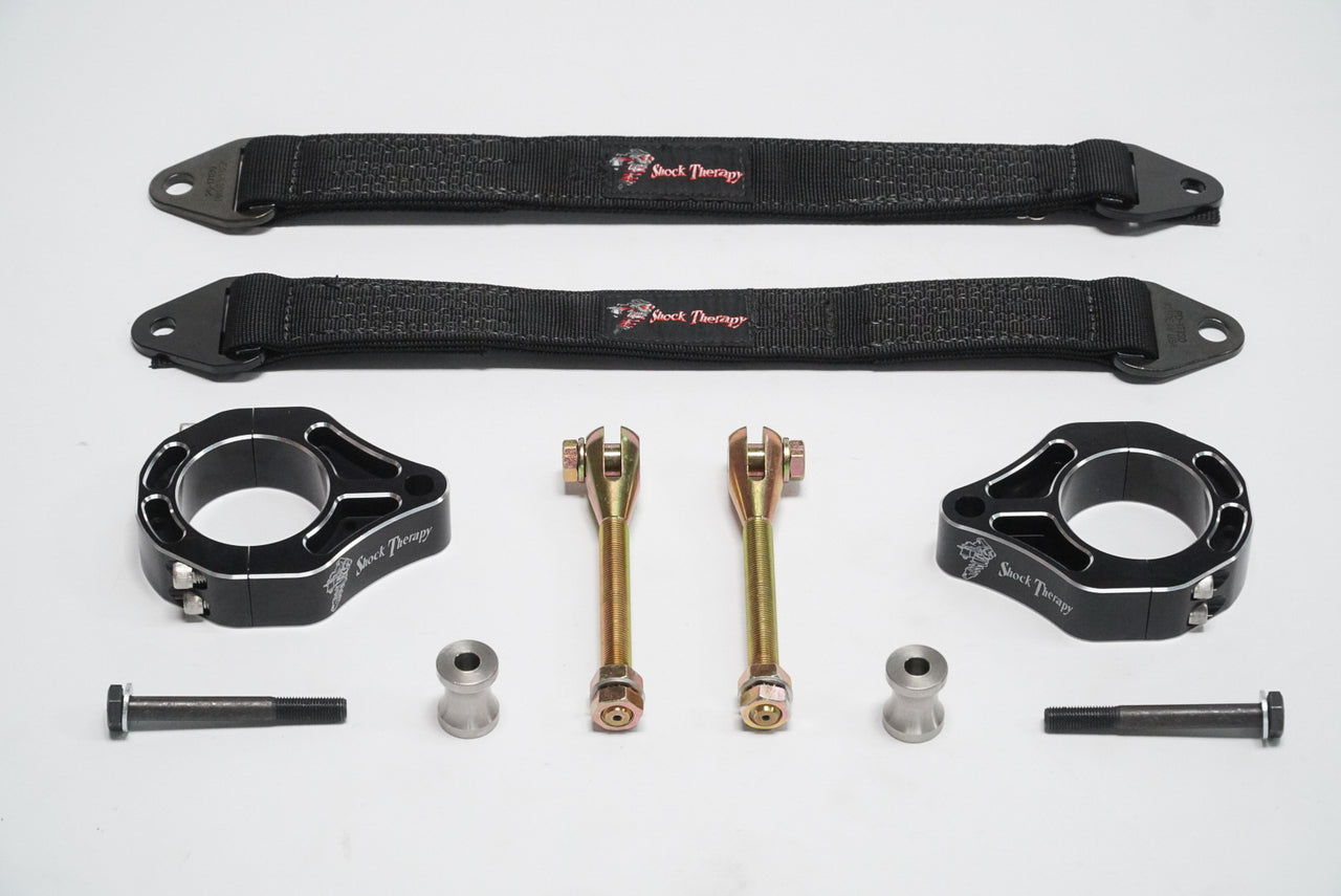 XP Pro Front Limit Strap Kit Dynamix Edition Shock Therapy