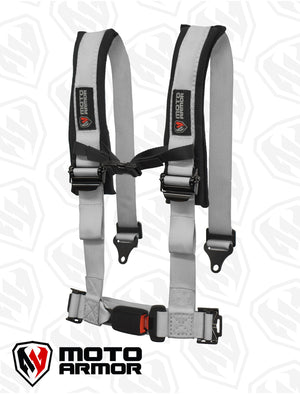 4 Point Harness With OEM Style Latch Moto Armor