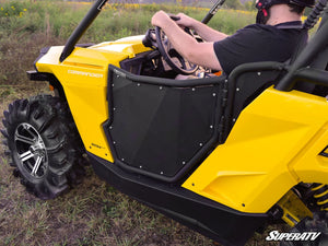 Can-Am Commander Aluminum Doors SuperATV