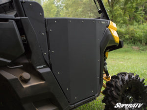 Can-Am Defender Aluminum Doors SuperATV