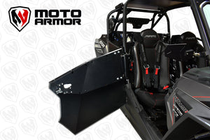 Aluminum Doors For RZR XP 4 1000, Turbo Turbo S Moto Armor