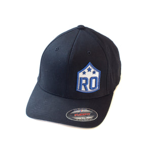 RO Logo Hat - FlexFit | Revolution Off-Road