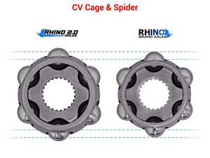 Can-Am Commander Heavy Duty Axles - Rhino 2.0