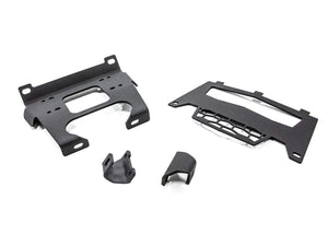 Polaris RZR S 1000 Winch Mounting Plate SuperATV