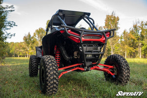Polaris RZR XP Turbo S Rear Bumper SuperATV