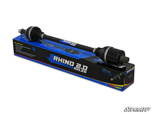 Polaris Ranger XP 570 (PRO-FIT Cab) Heavy Duty Axles - Rhino 2.0