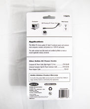 Load image into Gallery viewer, Belkin Rotating Power Cord F3A 104-06-RFP