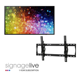 "43"" Digital Signage Package"