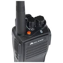 Load image into Gallery viewer, Midland MB400 Two Way Radio Six Pack / Multi-Charger Combo (MB400X6MC)