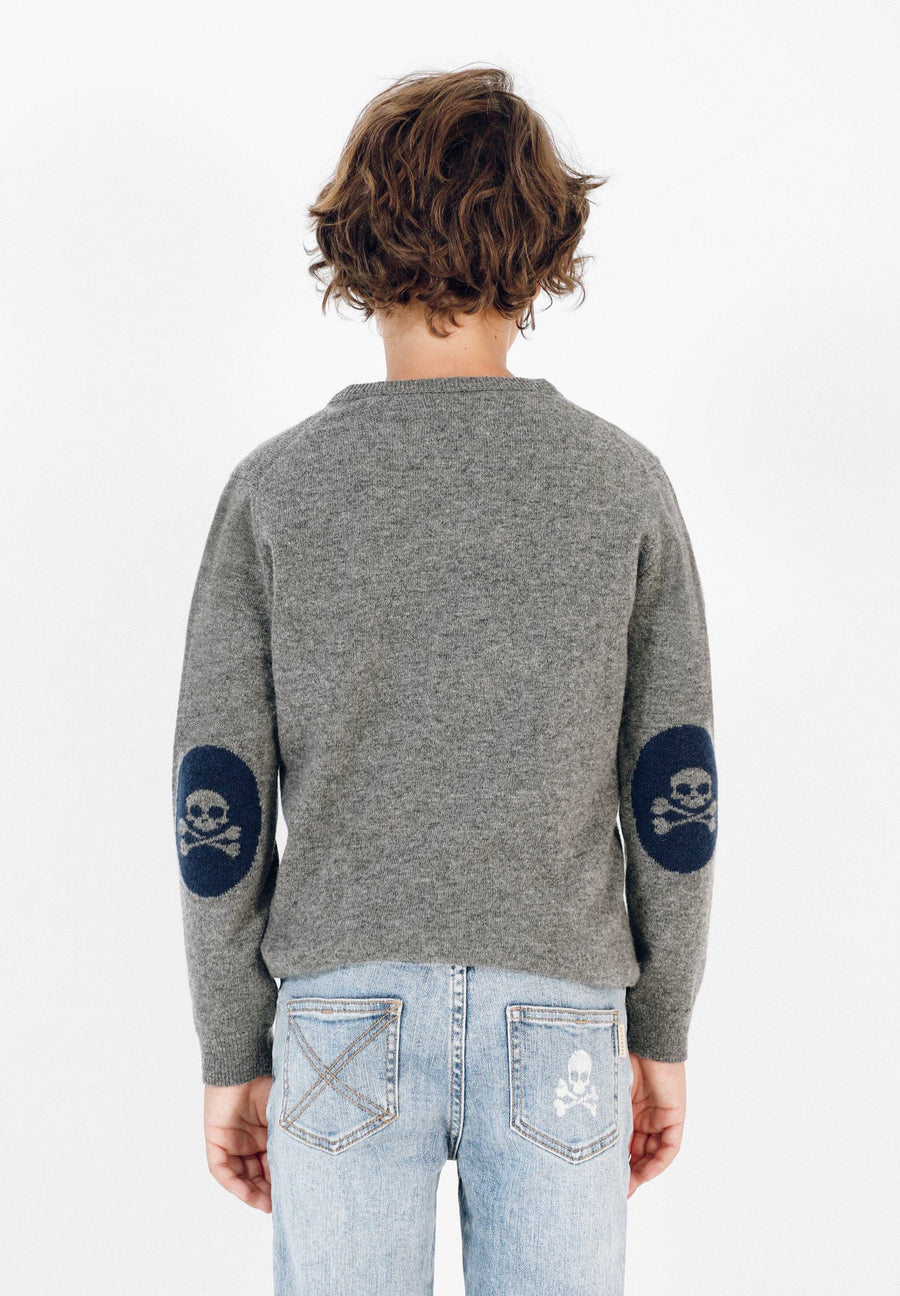 PULL SKULL COUDES