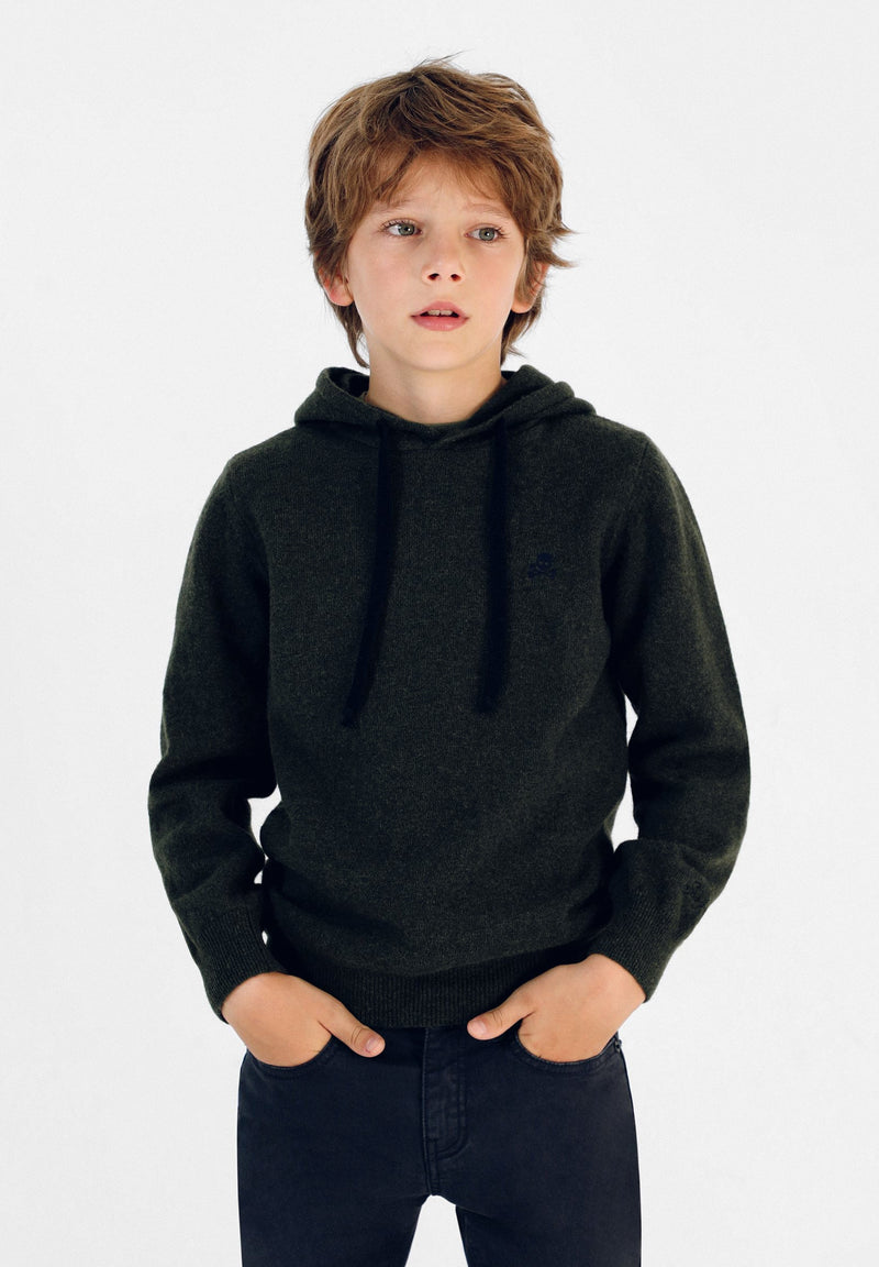 PULL MAILLE CAPUCHE