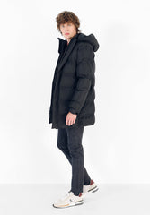 MANTEAU LONG MATELASSÉ