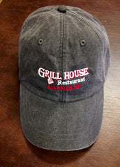 Charcoal Grill House Baseball Cap
