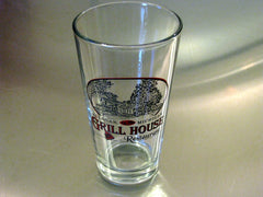 Grill House Pint Glass