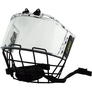 Alkali Quantum Hockey Helmet Cage & Shield Combo - PSH Sports