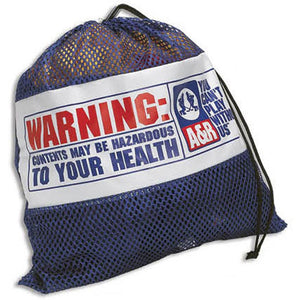 A&R Navy Hockey Laundry Bag - PSH Sports