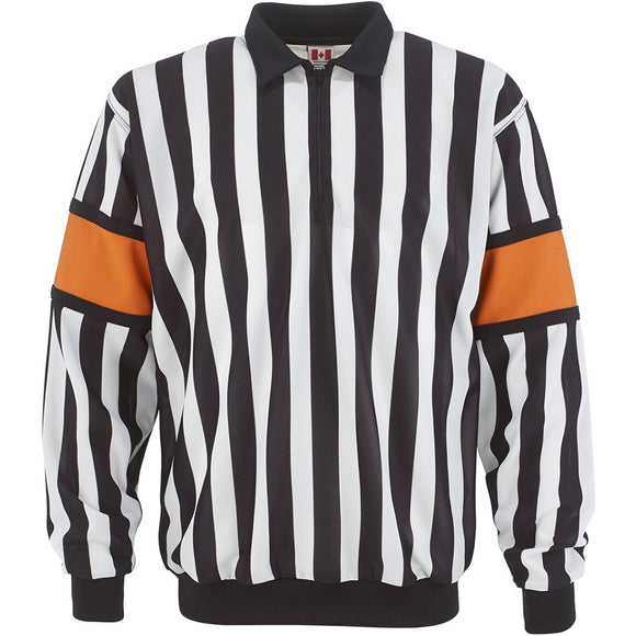 CCM 150 Pro Hockey Referee Jersey with Sewn on Armbands