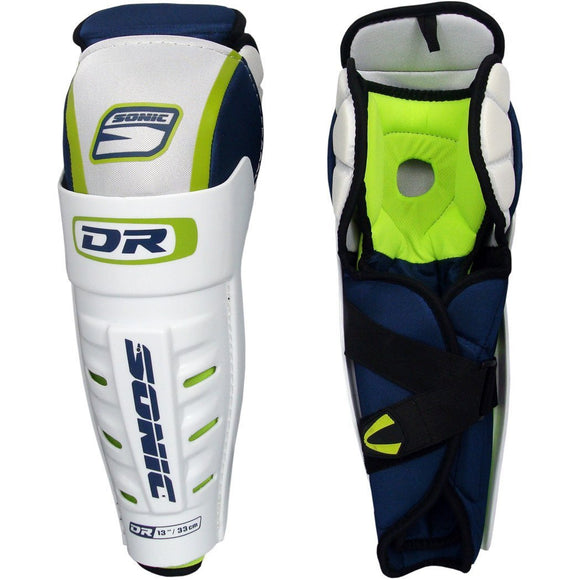 DR 813 Hockey Shin Guards - Junior - PSH Sports