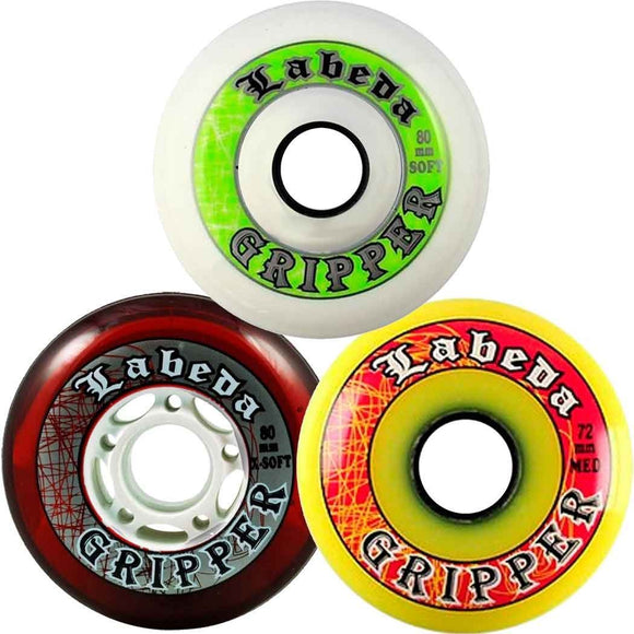 Labeda Gripper Inline Skate Wheel - PSH Sports