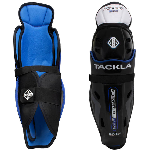 Tackla Force 851 Hockey Shin Guards - Senior
