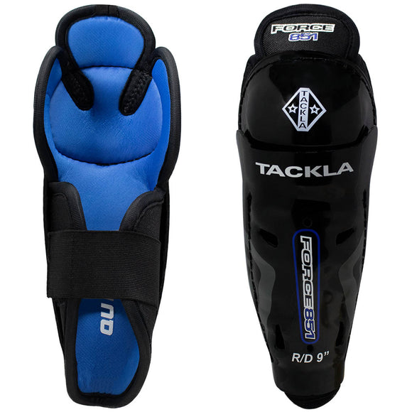 Tackla Force 851 Hockey Shin Guards - Youth