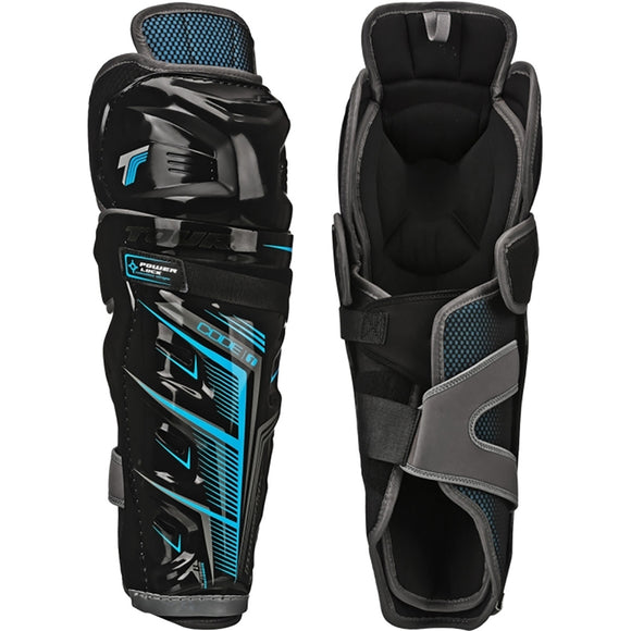 Tour Code 1 Hockey Shin Guards - Senior