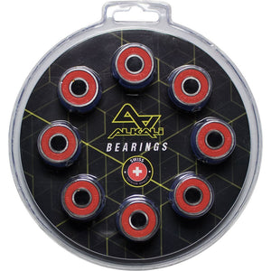Alkali 16-Pack Inline Hockey Swiss-Lite Speed Bearings - PSH Sports