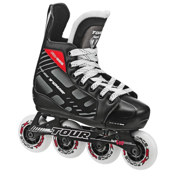 Tour FB-225 Adjustable Youth Inline Hockey Skates - PSH Sports