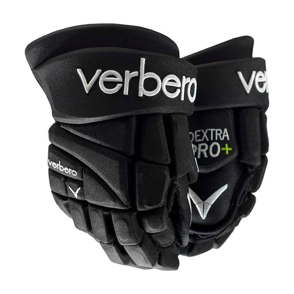 Verbero Dextra Pro+ Junior Hockey Gloves - PSH Sports