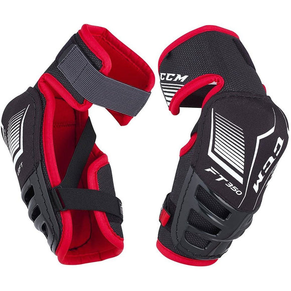 CCM JetSpeed FT350 Hockey Elbow Pads - Junior - PSH Sports