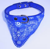 Cat Collar with Neckerchief Scarf Bandana