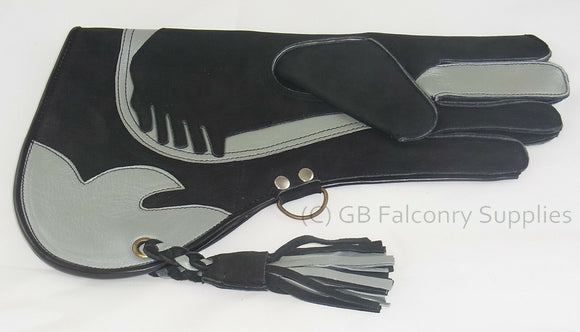 Triple Skinned Falconry glove (Premier range) Small size