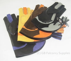 Triple Skinned Falconry glove (Premier range) Medium size