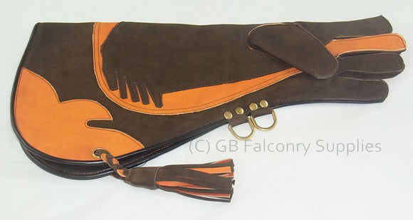Special Triple skinned Falconry glove 18