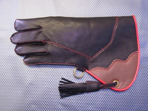 Ultimate Falconry Glove.(Right Hand) Double Skinned with Kevlar Puncture resist