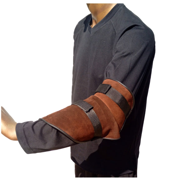 Falconry Forearm and Upper arm extension Protection Sleeve.