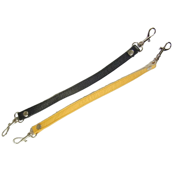 Falconry Glove Quick release Clip-on Leather leash